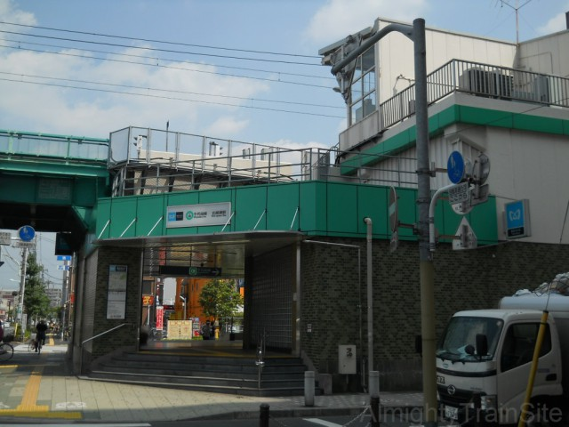kita-ayase-entrance