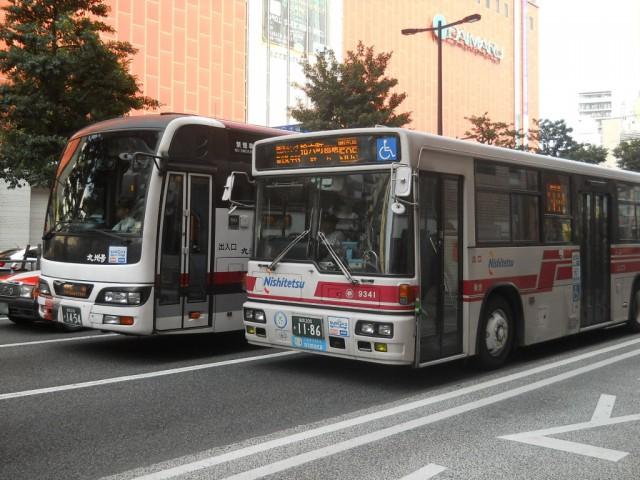 tenjin-bus