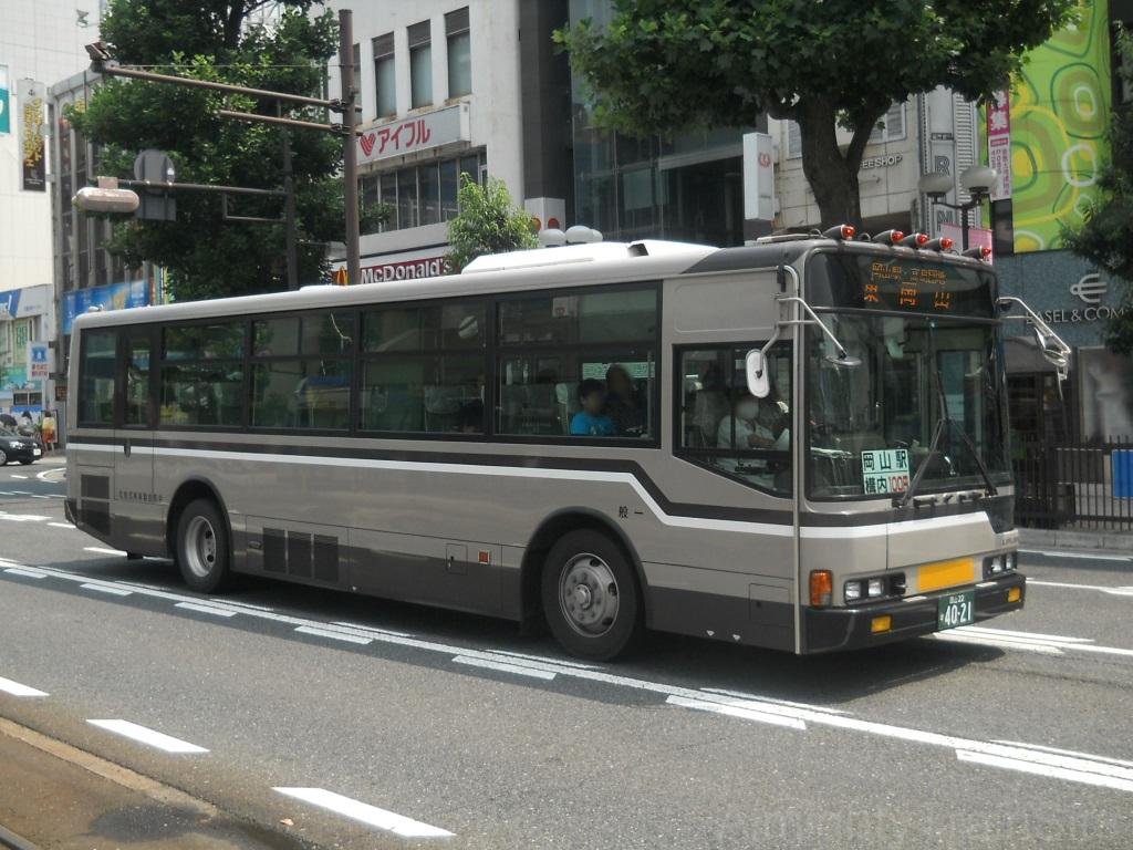 まだ 宇野 バス