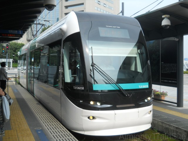toyama-light-rail