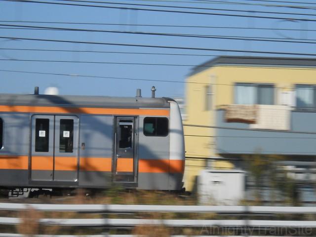 E233-nagashi