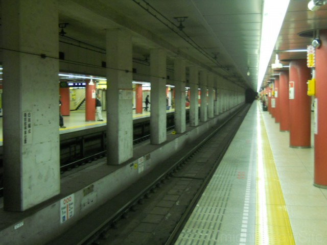 shinbashi-rail