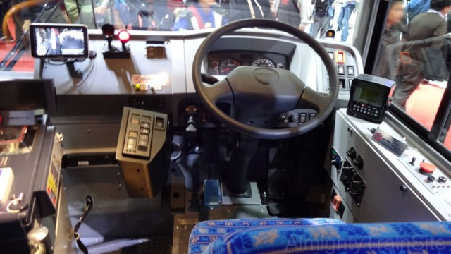 ERGA-cockpit