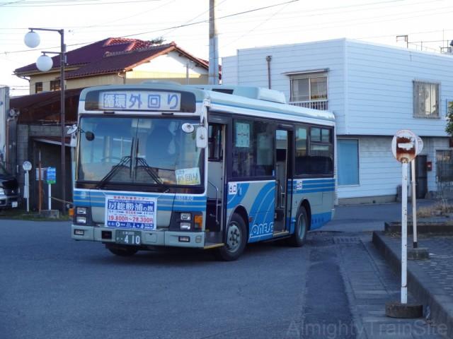 kantetsu-bus