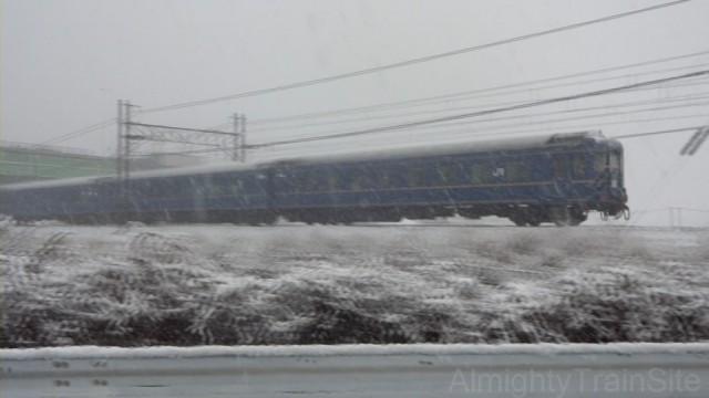 24系客車訓練列車