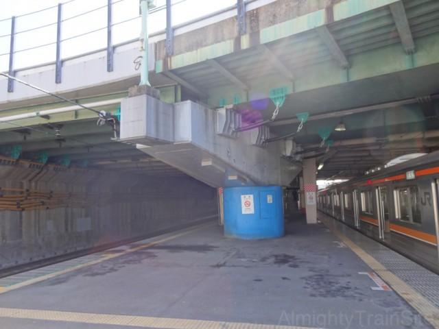 huchu-honmachi-bridge