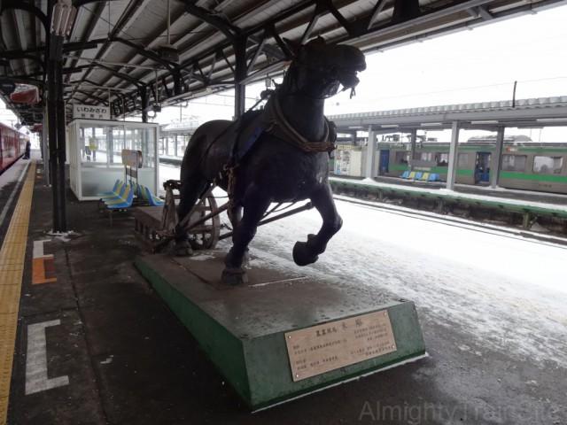 iwamizawa-horse