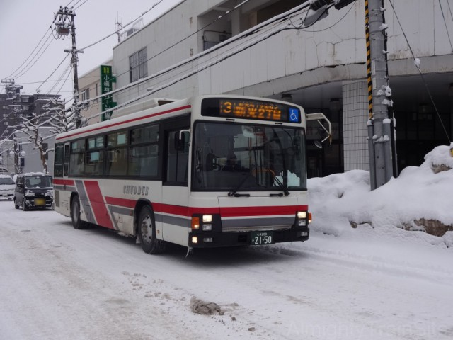 otaru-chuo-bus