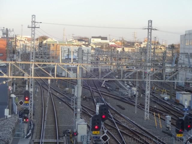 tsudanuma-crossing