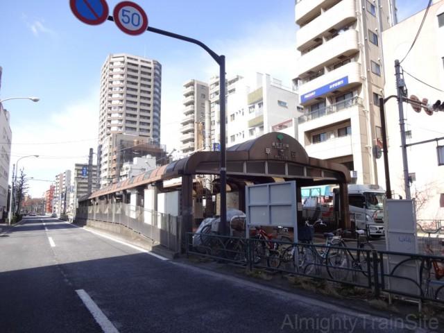 waseda-tramstop