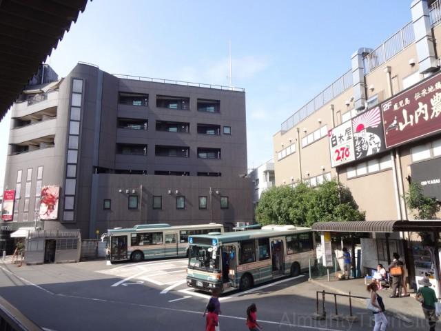 kokubunji-busstop