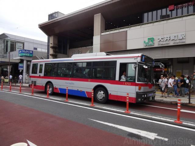 ooimachi-toukyu-routebus