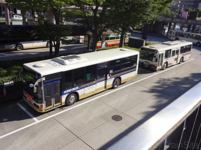 tama-center-keio-bus