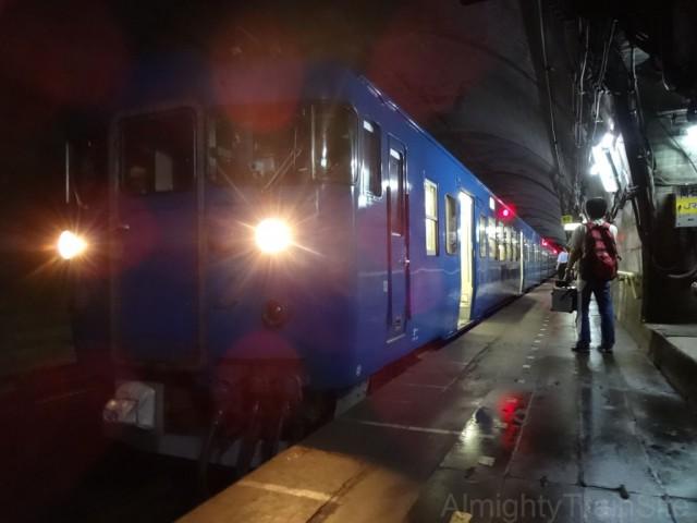 tsutsuishi-train