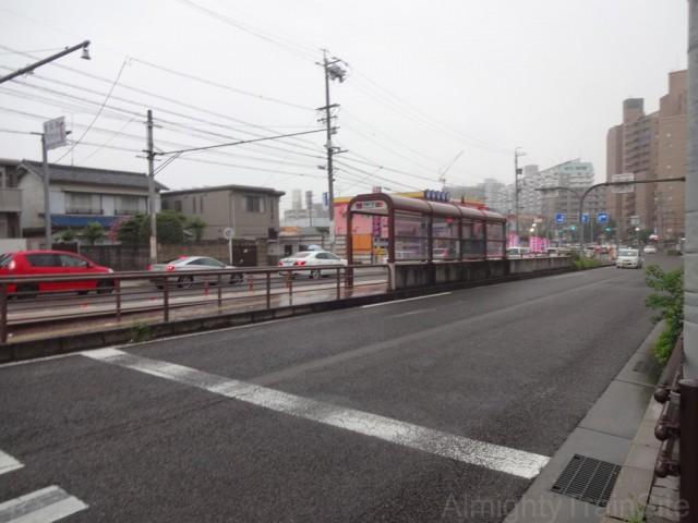 chayagasaka-busstop