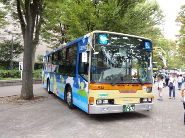 kanachu-bus