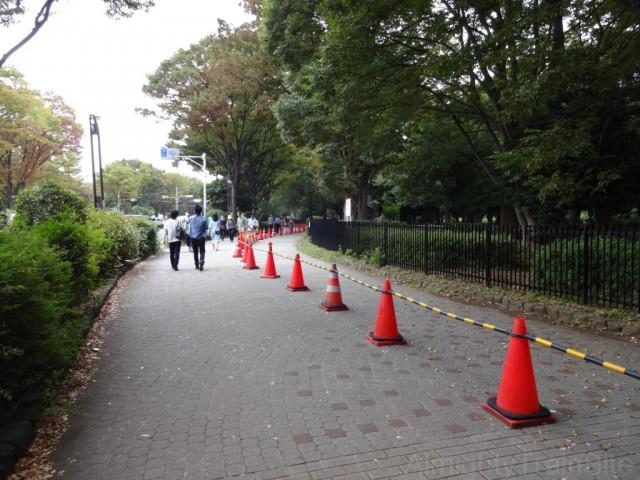 yoyogi-park-road