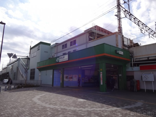 minaminagareyama-JR-sta