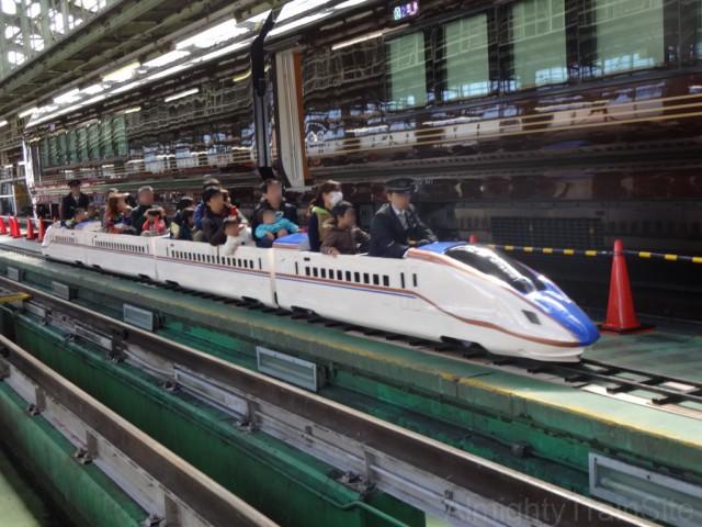 mini-shinkansen