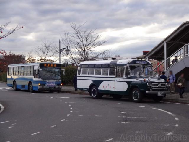 mitsukaido-bus