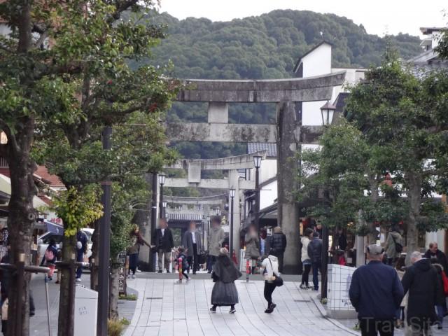 dazaifu-torii