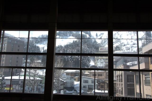 九州人には堪える寒さ