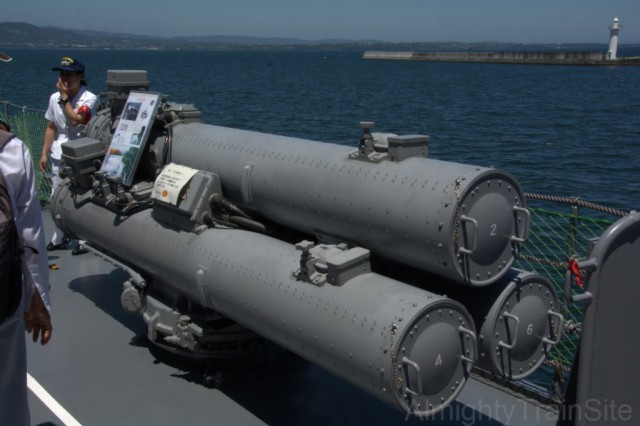 ガチでおりこうさんな魚雷