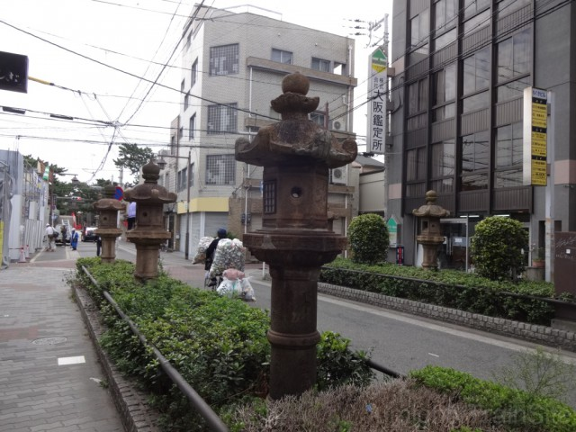 sumiyoshi-koen-road