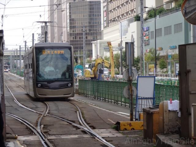 tennnoji-hankai-tram1