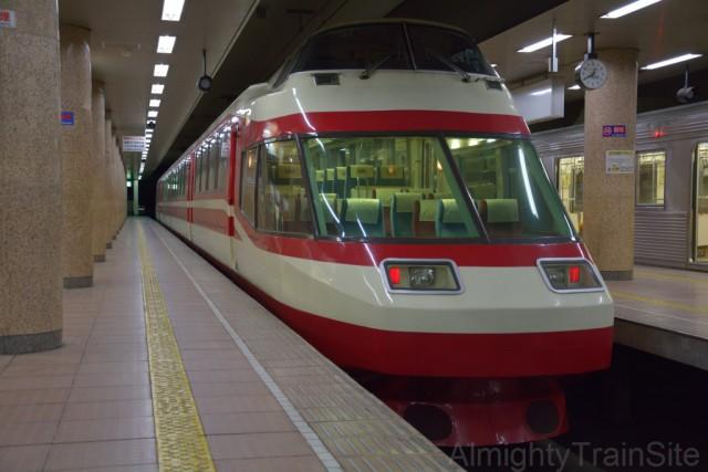 小田急線内で乗りたかった・・・