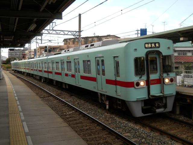 西鉄6000形電車